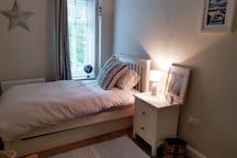 Central Skipton - single bedroom.