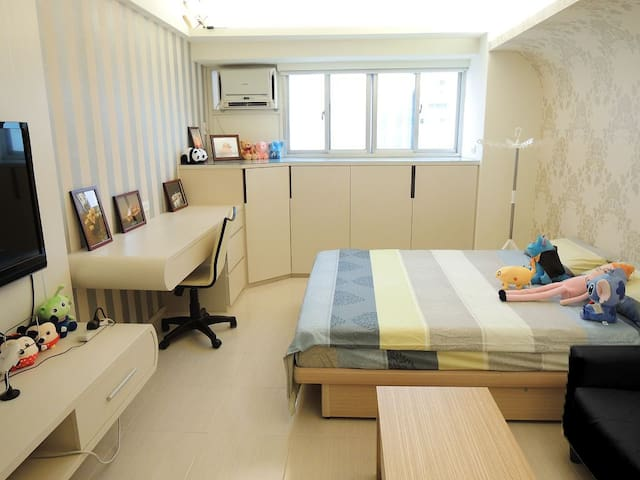 Annie's lovely home near HANSHIN - Qianjin District - Huis