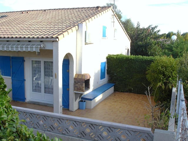 Villa, piscine partagée, mer à 50 m - Saint-Cyprien - Βίλα