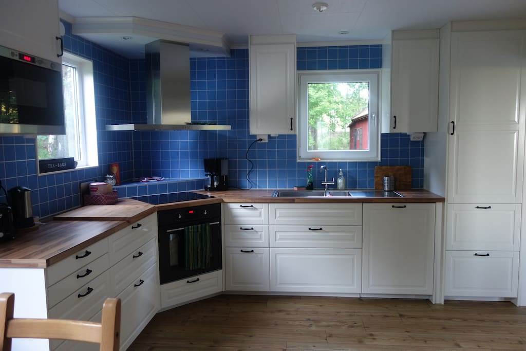 New kitchen from 2015.