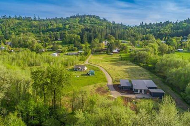 Green Acres of Hidden Hills