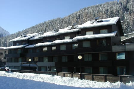 Apartments on the ski slopes - Valfurva