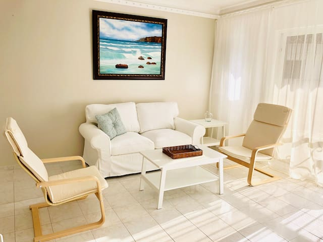 Next to the Mirador Park! Comfortable apartament