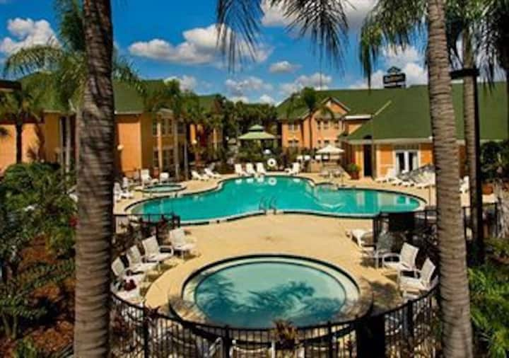 1 Bedroom Resort Suite #2  Near Disney (Sleeps 6)