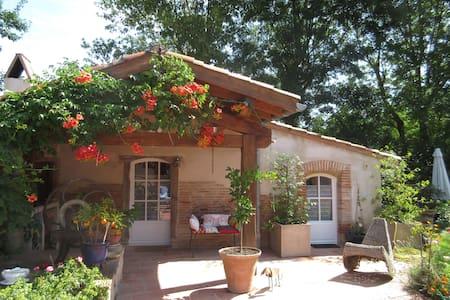 Petite maison de charme - Gragnague