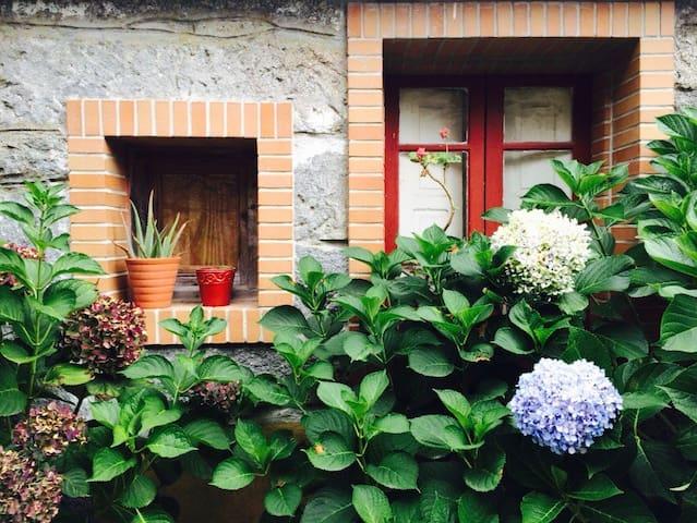 Casa acogedora en Galicia - Mouxán - Overig