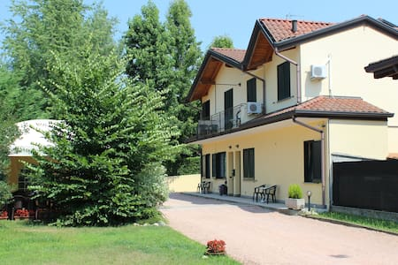 B&B vicino a Malpensa-Villa Giglio - Arsago Seprio
