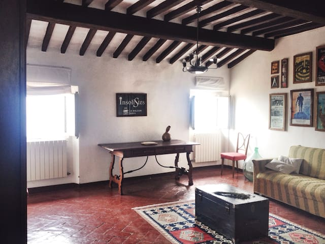 Cortona charming house with view and WIFI