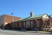 Historical Livingston Square