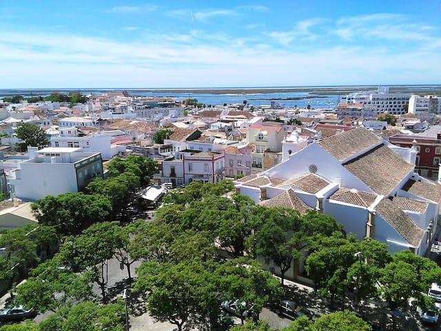 Confort with a great view - Faro - Apartamento