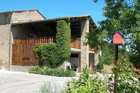 Le CYGNE - Roumengoux - House
