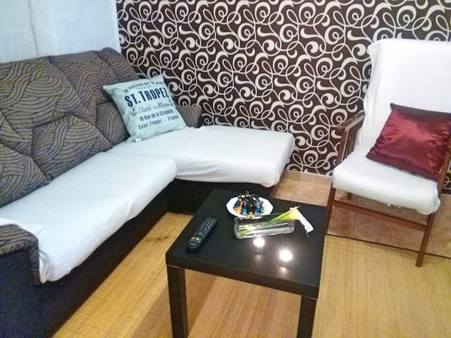 Apartamento acogedor en Cañaveral - Cañaveral - Huis