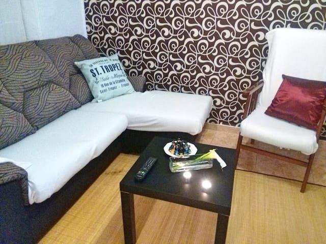 Apartamento acogedor en Cañaveral - Cañaveral - Casa