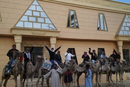 PYRAMIDS LUXOR HOTEL - Luxor