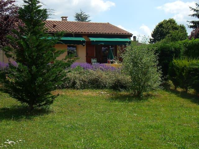 vakantie huis Le Bugue Frankrijk - Le Bugue - Chalet