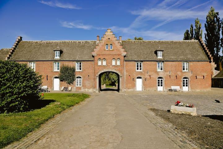 Ferme de Ferooz - La Ferme - Gembloux - House