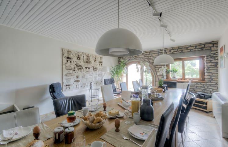 Le Mouton Qui Rit Gite - Mailleroncourt-Saint-Pancras - Bed & Breakfast