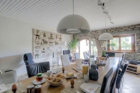 Le Mouton Qui Rit Gite - Mailleroncourt-Saint-Pancras - ที่พักพร้อมอาหารเช้า