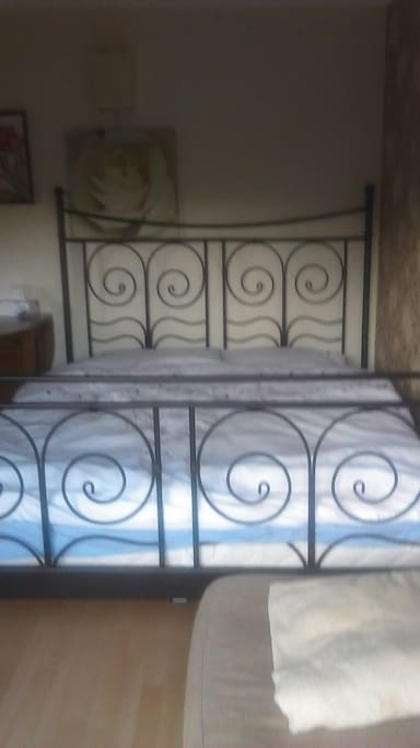 Very comfortable King size bed