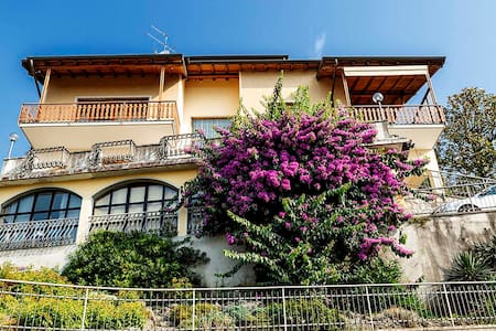 Private villa with Amazing View - Riva di Solto - Hus