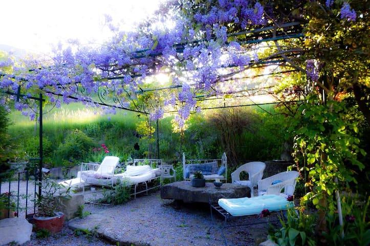 Mas provençal de charme - Aiglun - Casa