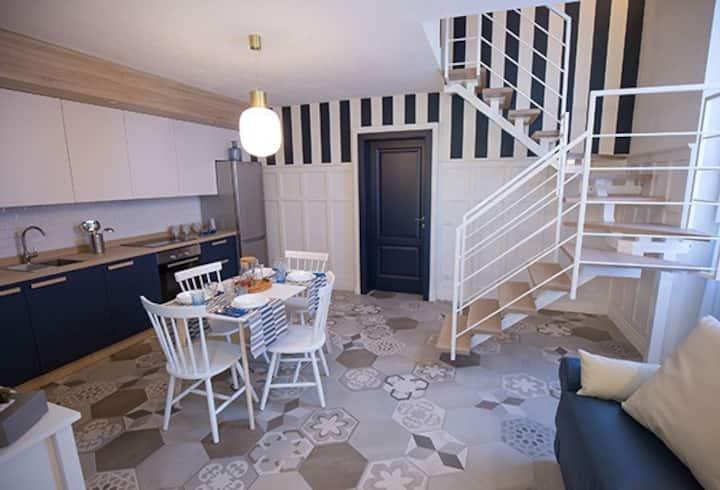 Villa Klaudia - charming house - Ercolano