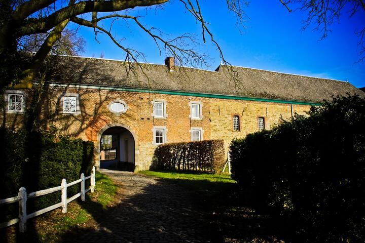 Ferme de Ferooz - Le Charril - Gembloux - House