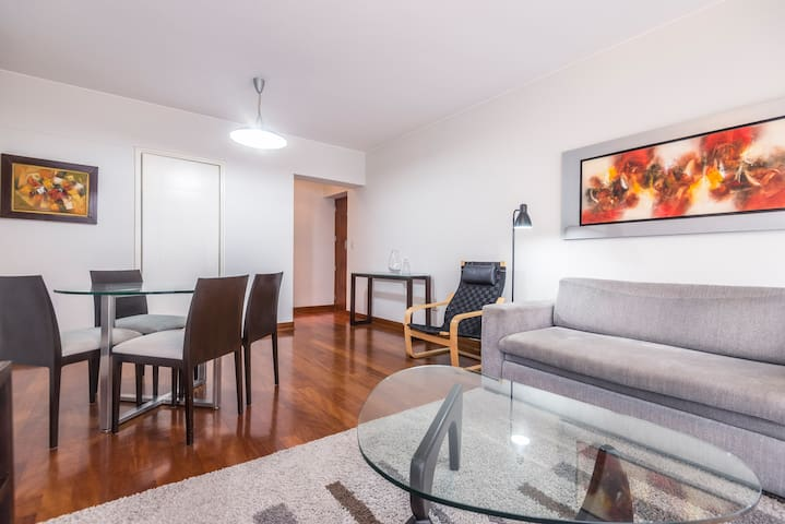 Amazing 1BD-Heart of Miraflores
