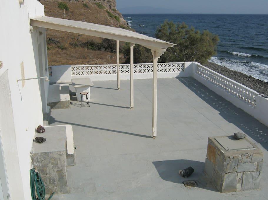 santorini summer lovers-house