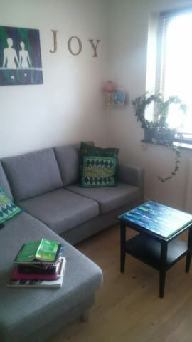 Whole apartment from 5-12th Octob  - Bagsværd - Daire