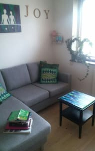 Whole apartment from 5-12th Octob ♥ - Bagsværd - Wohnung