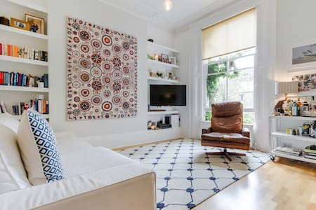 Nick's Notting Hill Pad very Near the Tube - London - Apartment