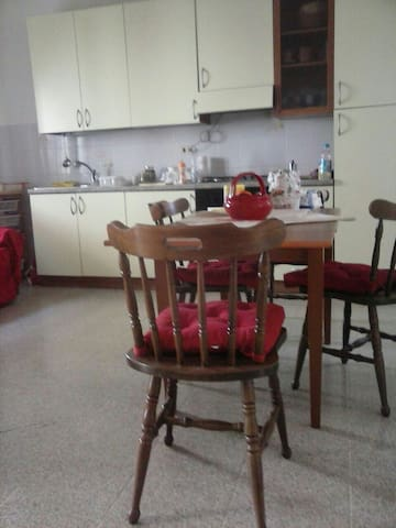 Appartamento con vista sul golfo - Falerna - Appartement