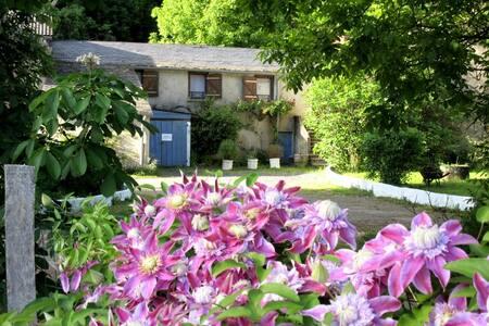 La Maison du Meunier, le calme  à 25 mn de Castres - Montredon-Labessonnié - House