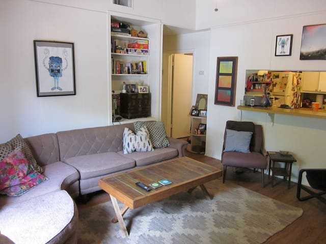 cute zilker apartment - Austin - Appartement