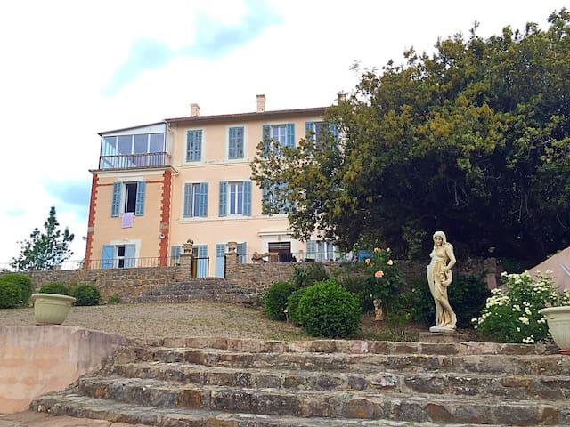 logement terrasse vitrée   étage 2 - Fox Amphoux - Ev