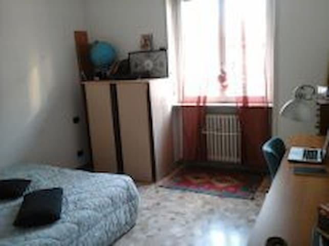 BEST DOUBLE ROOM NEAR CENTRAL STATION VERY CHEAP - Milano - Condominio
