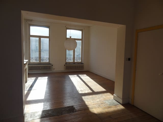 75m2 in the center of BRUSSELS - Ixelles - Flat