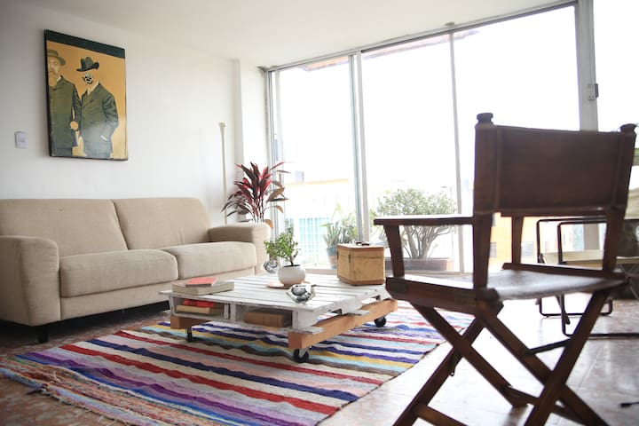 Super cool  Flat in Mexico City!