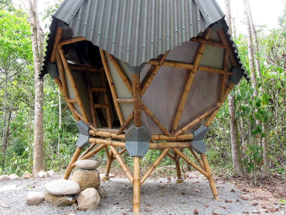 General View of the EcoPOD