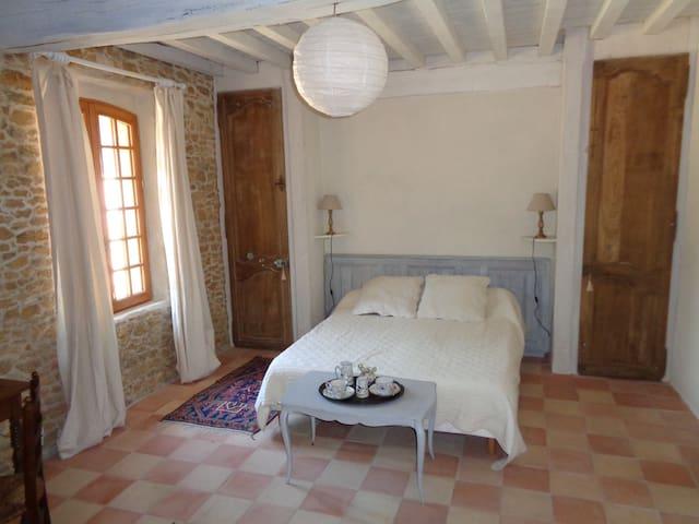 Chambre d'hôte au calme de la forêt - Argelouse - Bed & Breakfast