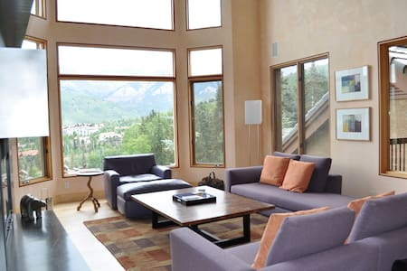 4Br Spectacular View * Ski in, Ski out! * - Mountain Village - Appartement en résidence
