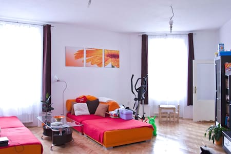 Lovely 3+1 BD Flat Brno Town center - Brno - Departamento