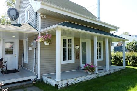 Belle petite maison ancestrale - Saguenay