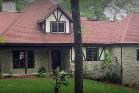 Tiger View Lodge Whole House - Ste. Genevieve - Pousada