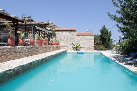 #SV【Free Breakfast & Dinner】Couple's Getaway*WiFi! - Vlichada Bali Rethymno - Bed & Breakfast