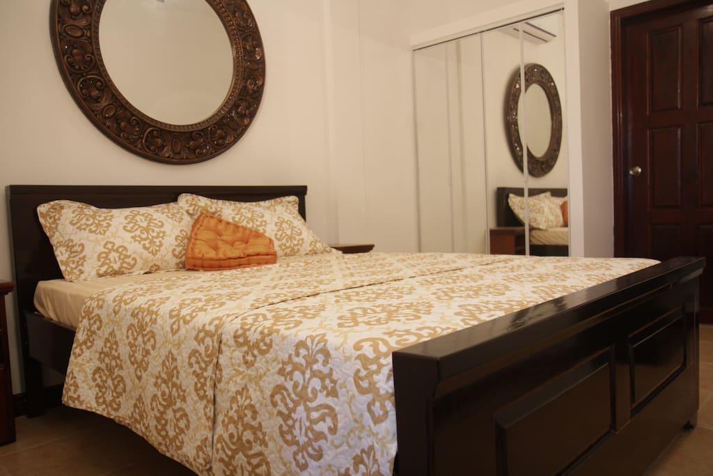 Suite 200- Bedroom 2