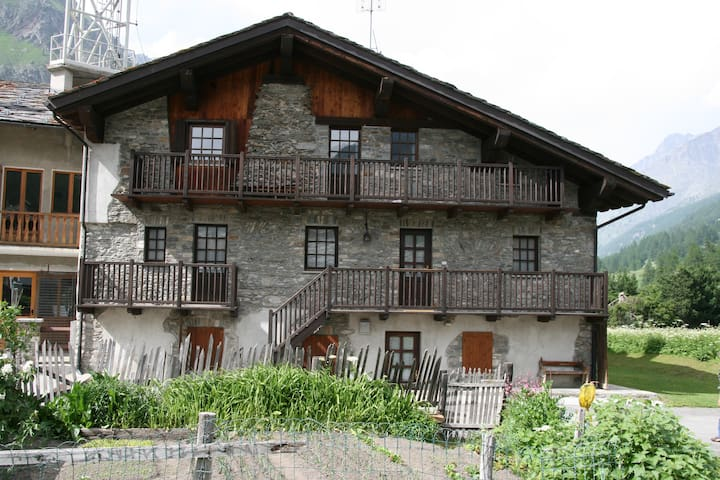 Wohnung Vista Granta Parey - Rhêmes-Notre-Dame - Apartament