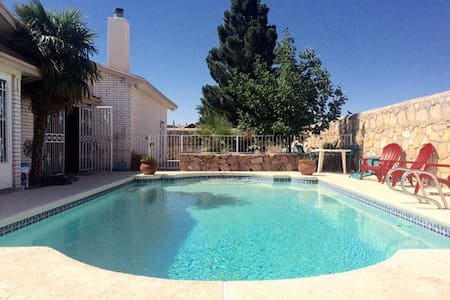 Airbnb top 20 el paso vacation rentals vacation homes - Public indoor swimming pools el paso tx ...