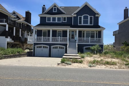 Oceanfront House with Pool Dune Rd - Westhampton Beach